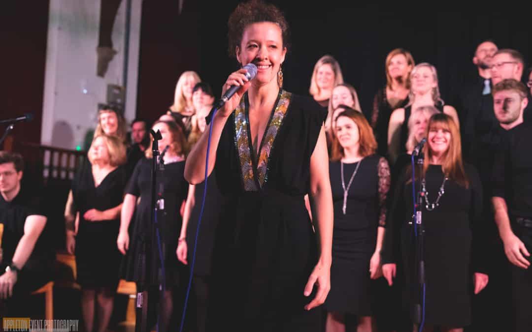 Meet our choir Mamma!